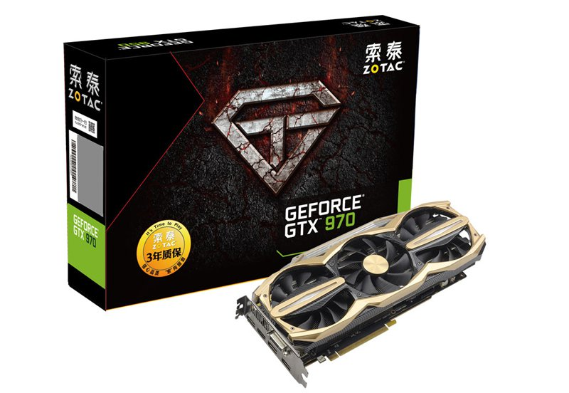 ZOTAC GeForce GTX 970 Extreme Anniversary Edition (2)