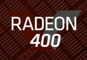 AMD Radeon 400 Series logo