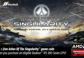 AMD announces Ashes of the Singularity game bundle R9 380