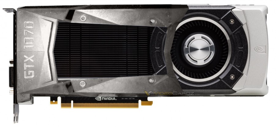 NVIDIA GTX 1080 GTX 1070 vs NVTTM cooler
