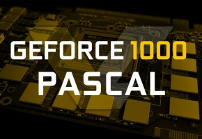 NVIDIA GeForce 1000 Pascal