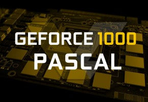 NVIDIA Pascal GeForce 1000