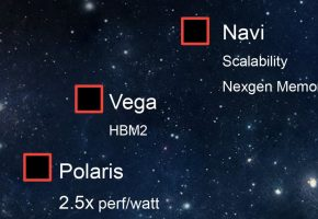 AMD POLARIS VEGA NAVI