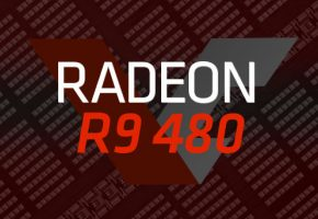 AMD Radeon R9 480 Hero