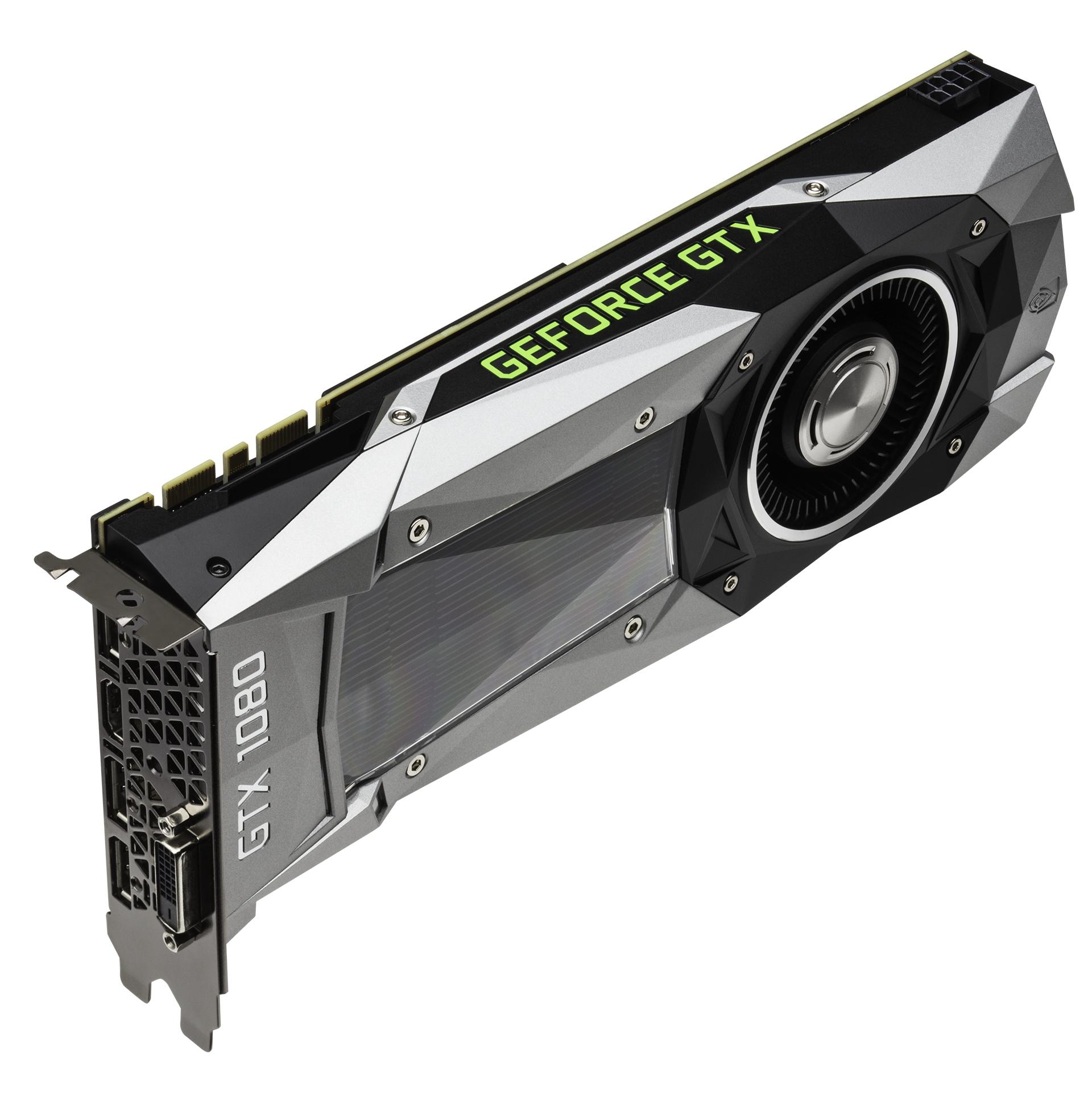 GeForce GTX 1070 a 1080 oficiálně - 2 GHz na vzduchu!