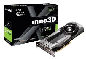Inno3D GeForce GTX 1080