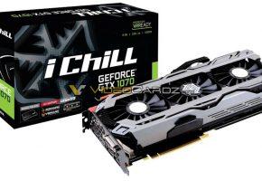 Inno3D GeForce GTX 1080 iChill X4