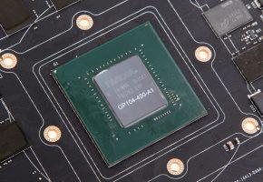 NVIDIA GP104-400-A1 GPU GTX 1080