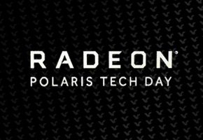 New Polaris Radeon Logo