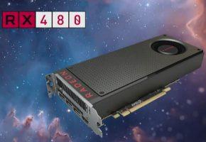 AMD Polaris RX 480