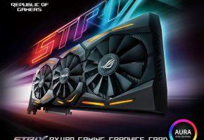 ASUS ROG STRIX RX 480 GPU