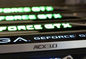 NVIDIA GTX 1080 4-way SLI