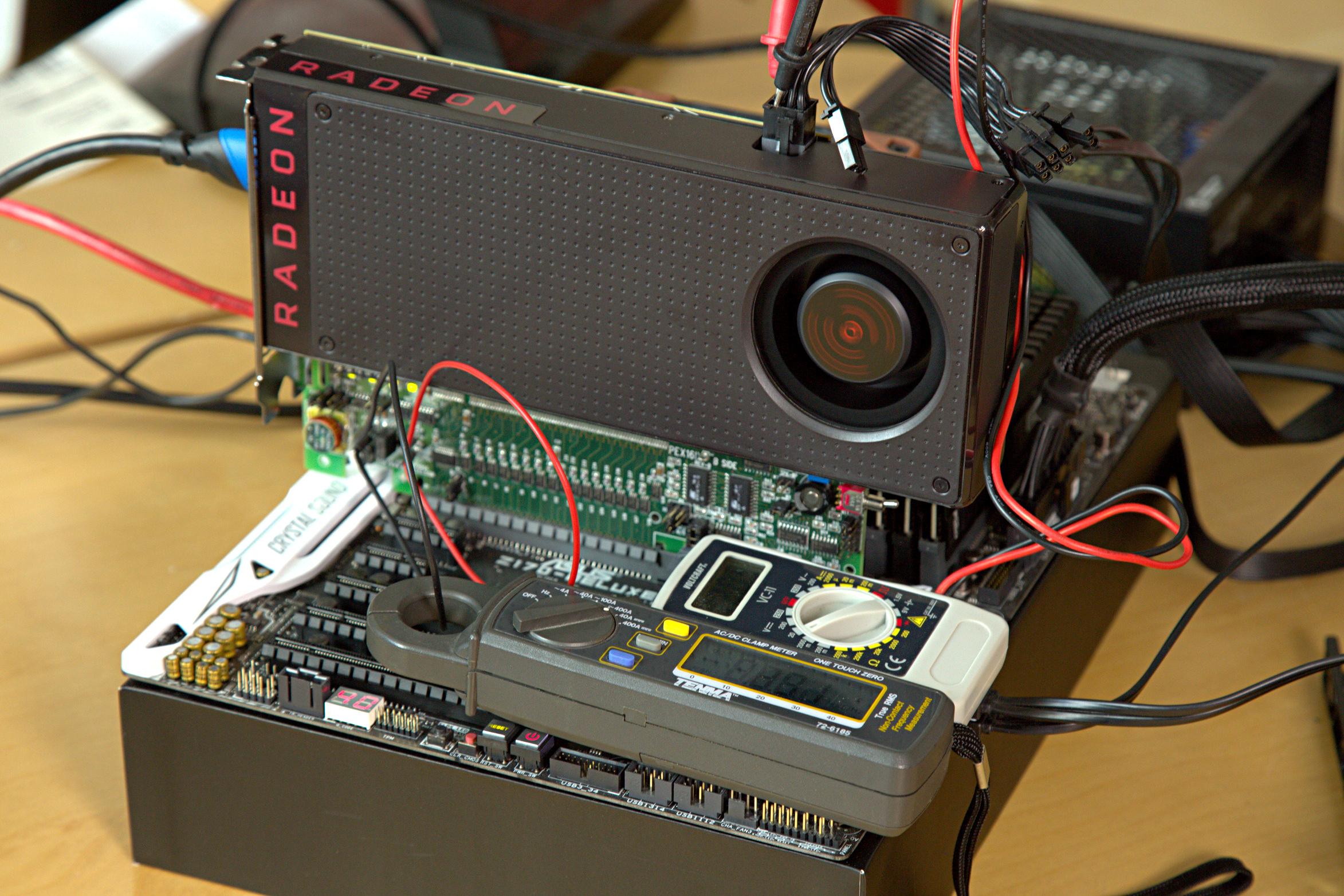 Může Radeon RX 480 odpálit vaší desku?