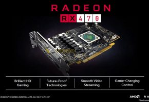 AMD Radeon RX 470 (showcase)