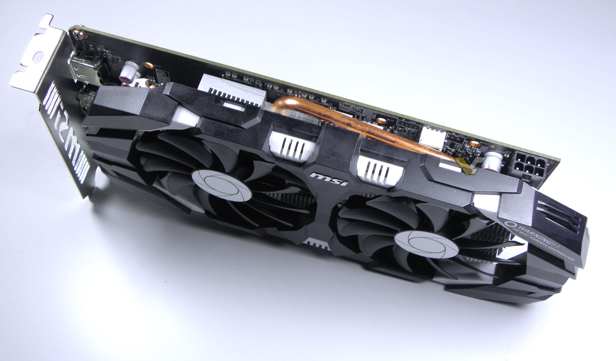 msi geforce gtx 1060 6gb gt oc
