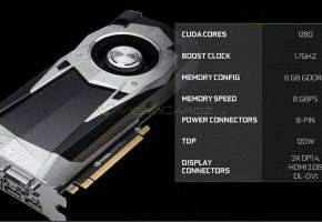 NVIDIA GeForce GTX 1060 Specifications FInal