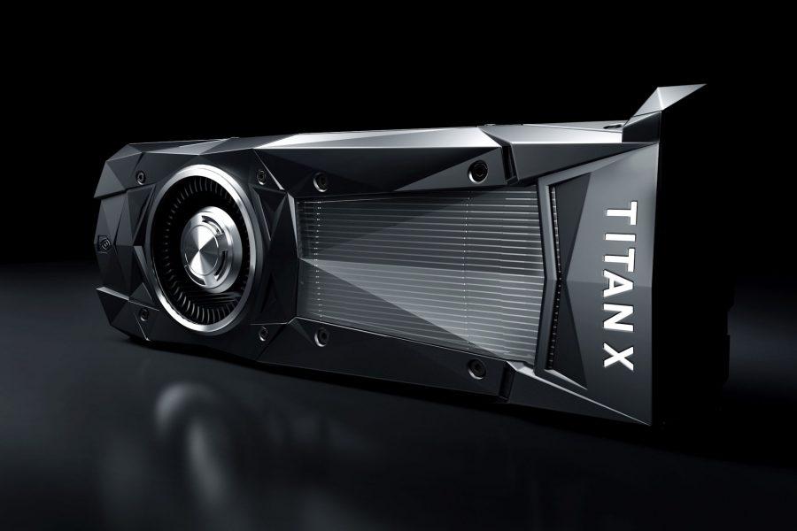 NVIDIA GeForce GTX TITAN X Паскаль (1)