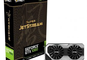 Palit released GeForce GTX 1060 JetStream Series