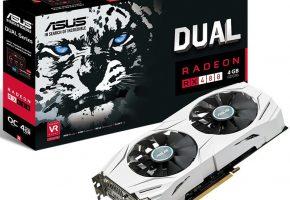 ASUS Radeon RX 480 DUAL