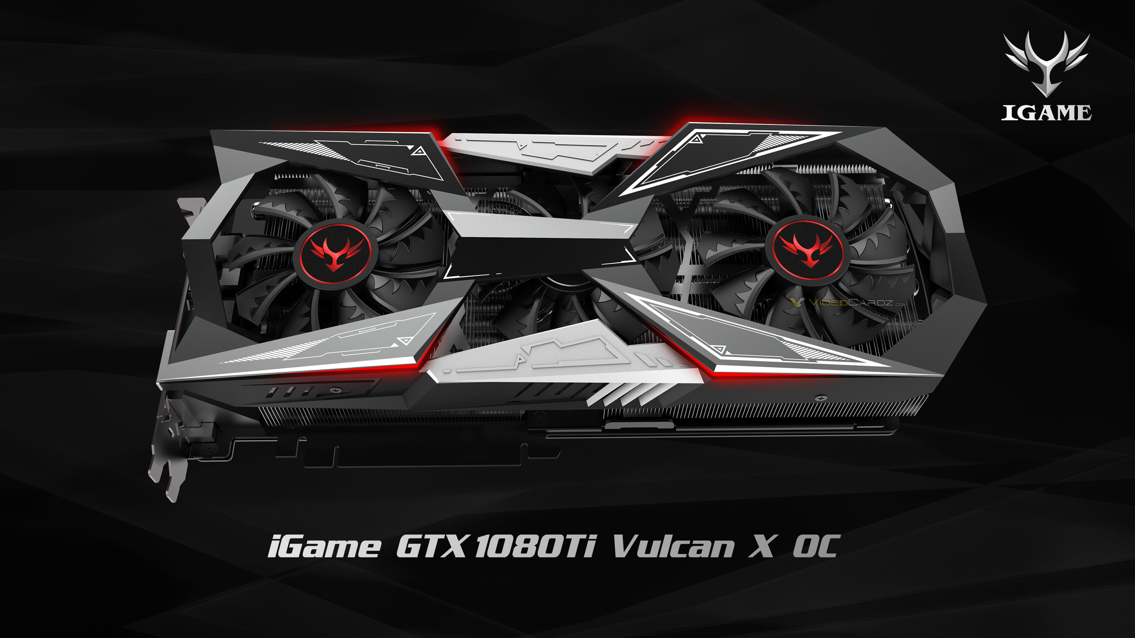 Colorful igame gtx 1080 ti vulcan