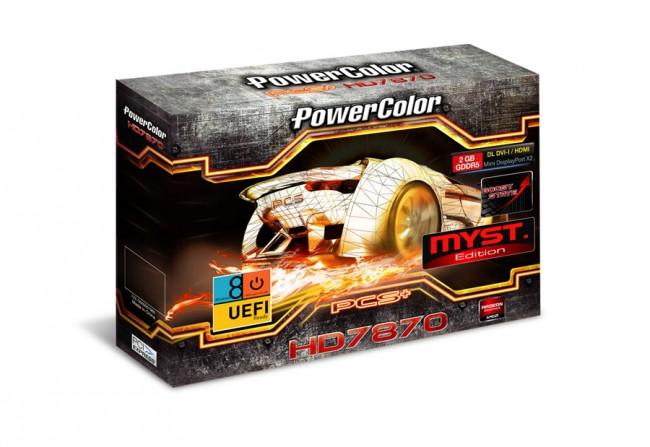 PowerColor PCS+ HD7870 Myst. Edition 2GB GDDR5 (2)