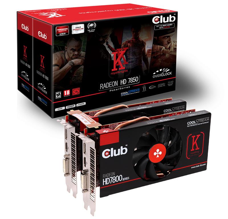 Club3D Announces Crossfire Bundles   VideoCardz com