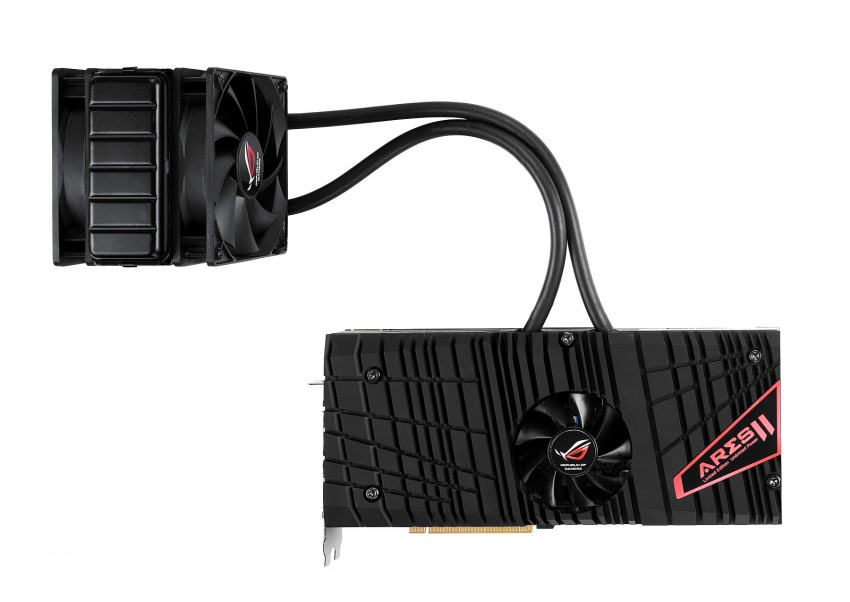 ASUS ARES II (DUAL HD 7970 GHz Edition) (1)