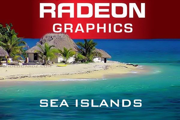 Radeon HD 8000 Sea Islands Series