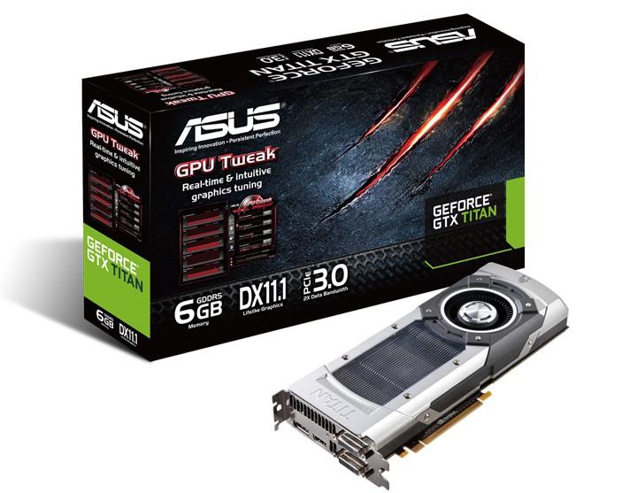 ASUS GeForce GTX Titan (1)