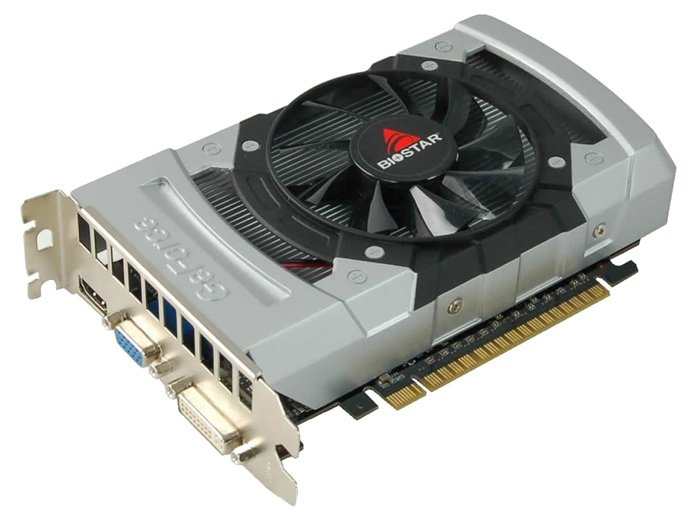 BioStar GeForce GT 640 Full