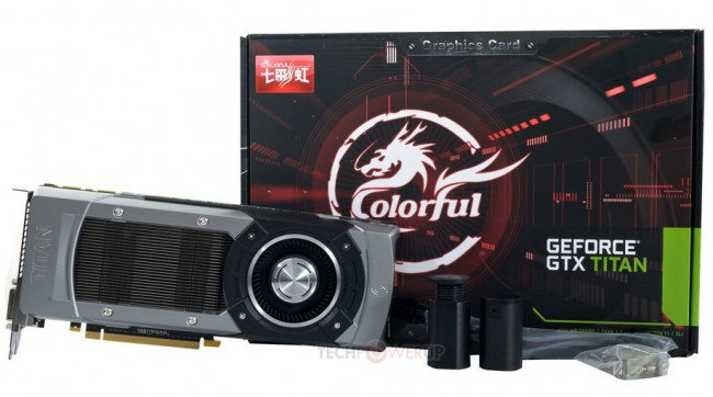 Colorful GeForce GTX Titan (1)
