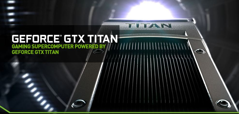 GeForce GTX Titan Header