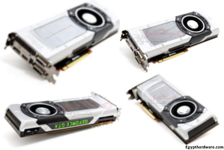 GeForce GTX Titan Pictures