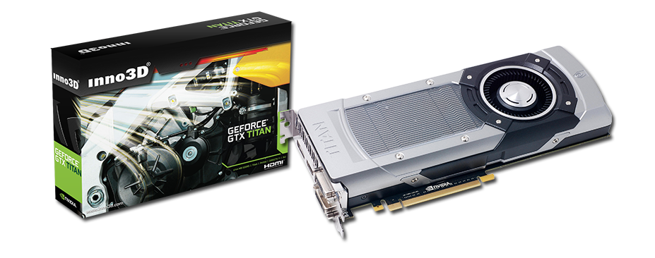 Inno3D GeForce GTX Titan (1)