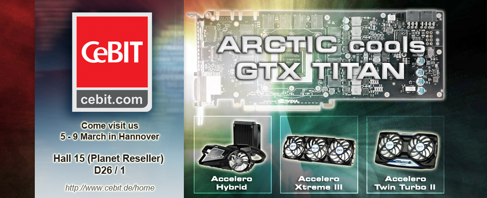 Arctic GTX Titan