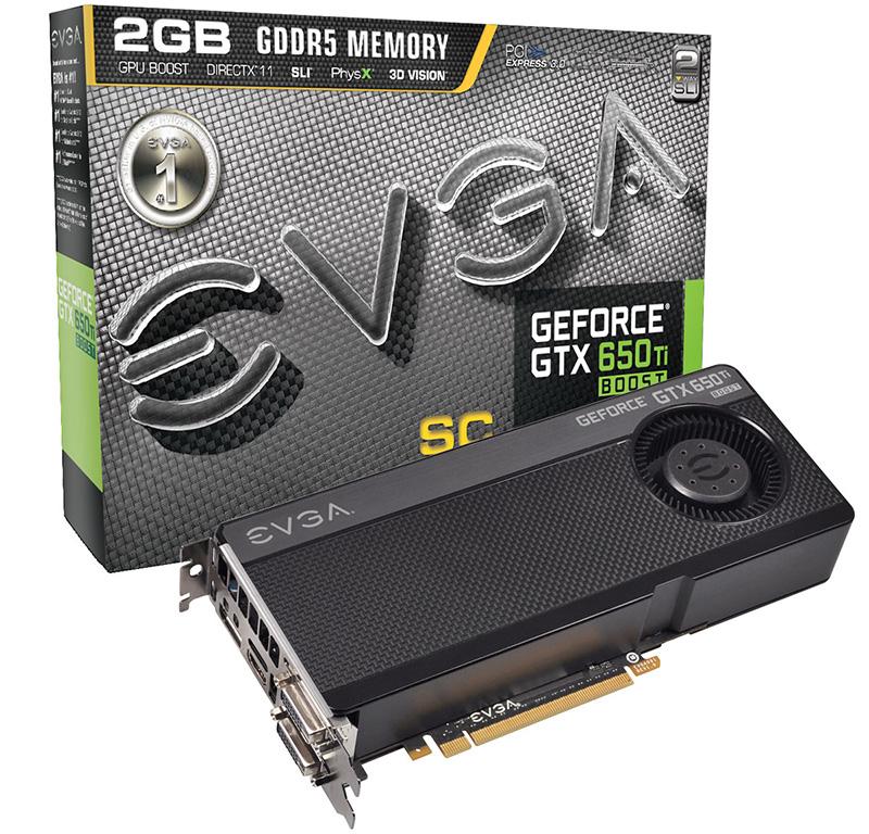 EVGA GTX 650 TI Boost (1)