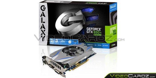 Galaxy GTX 650 Ti Boost 2GB (1)