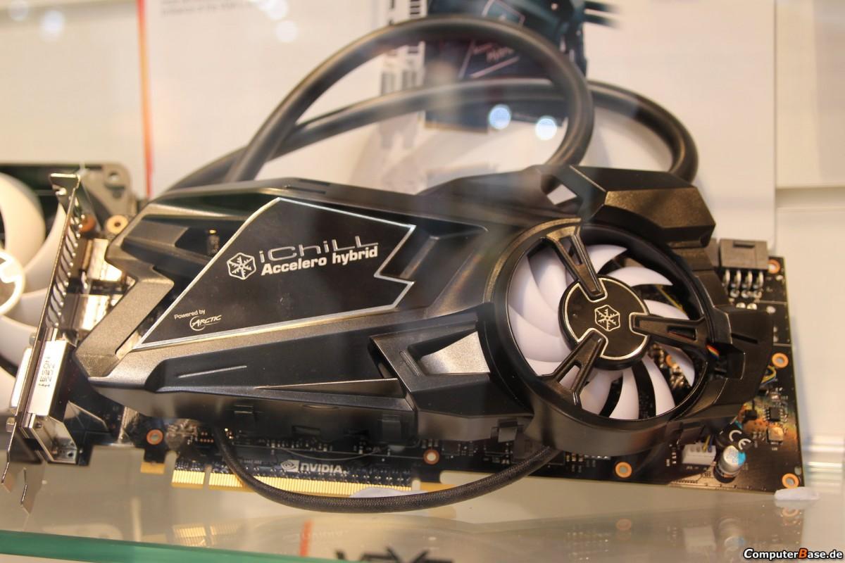 Inno3D GTX Titan iChill Hybrid (6)