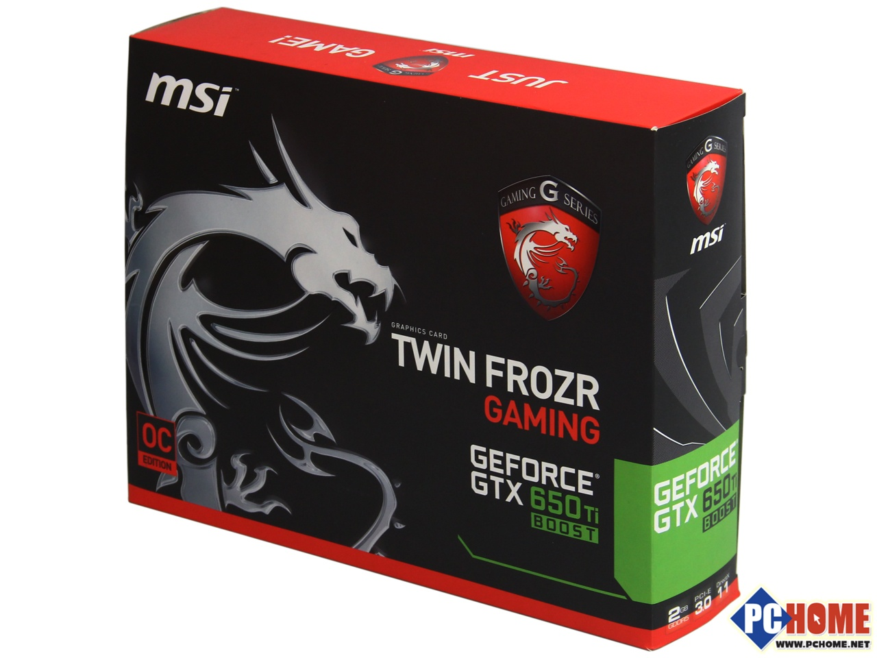MSI GTX 650 Ti Boost TwinFrozr Gaming (1)