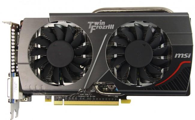MSI GTX 650 Ti Boost TwinFrozr Gaming small