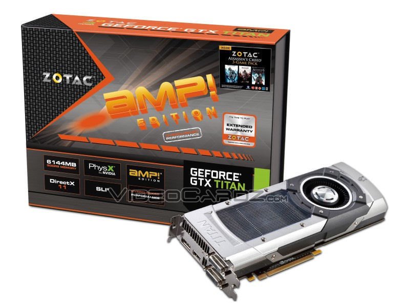 ZOTAC GeForce GTX TITAN AMP Edition (2)