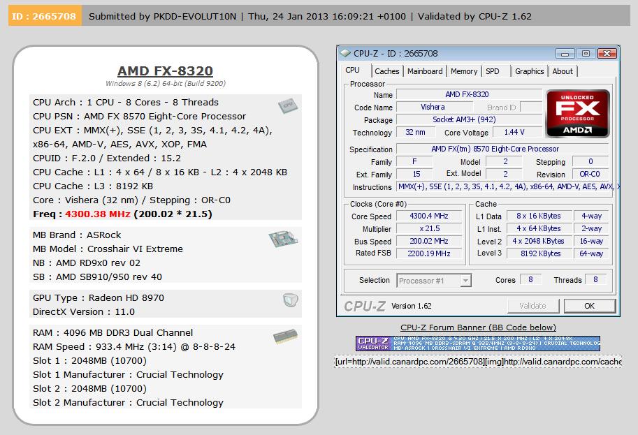 AMD Radeon HD 8970 CPU-Z (real)
