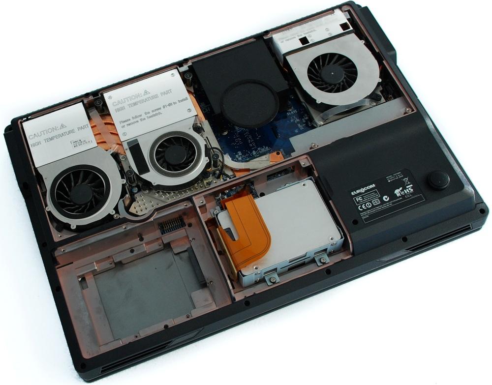 Eurocom Panther Radeon HD 8970M CrossFireX (10)