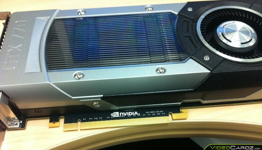 GeForce GTX 770 Image