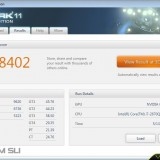 GeForce GTX770M SLI 3DMark11