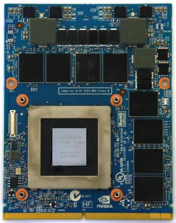 NVIDIA Geforce GTX 780M