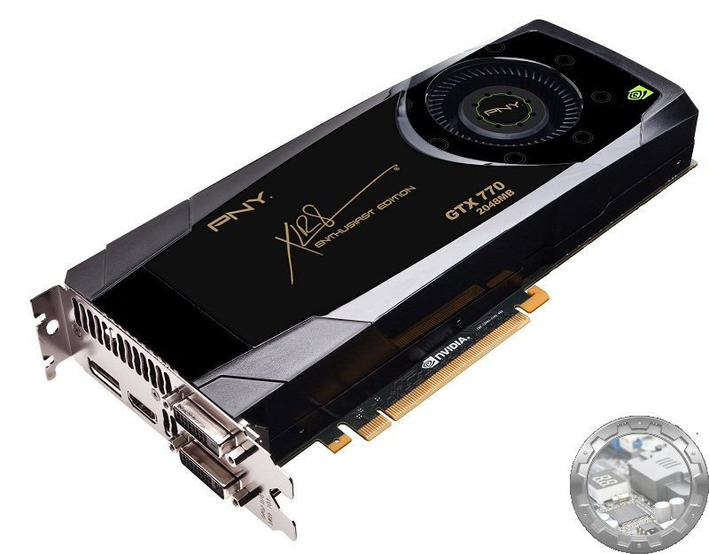 PNY GeForce GTX 770
