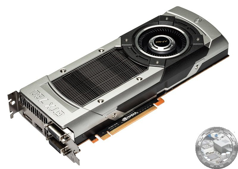 PNY GeForce GTX 780