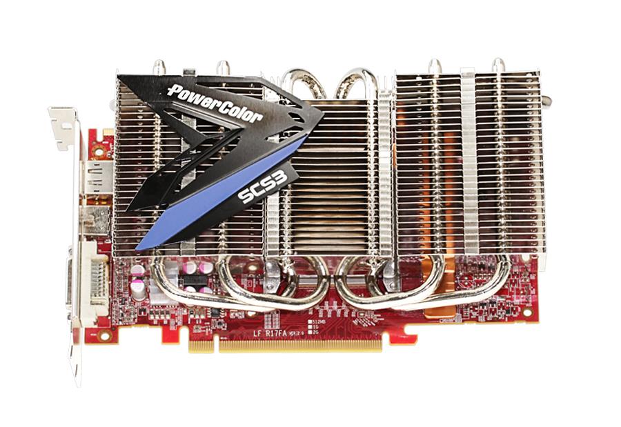 PowerColor Radeon HD 7850 SCS3 Edition (2)