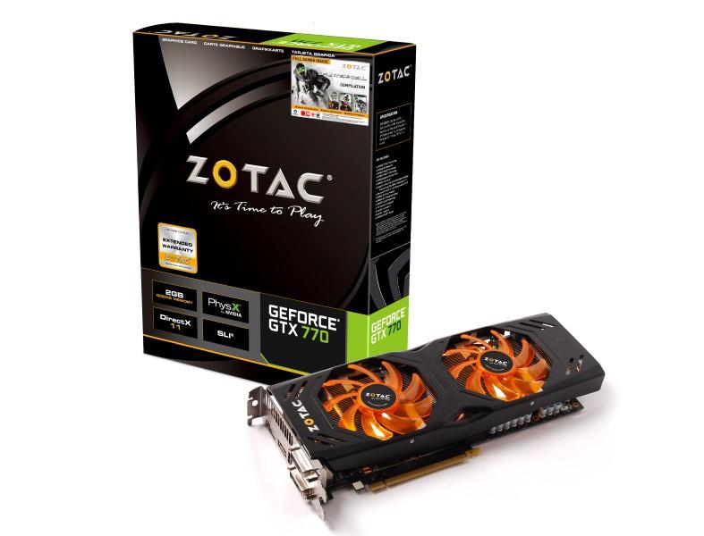 ZOTAC GTX 770 (2)